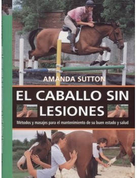 LIBRO caballo sin lesiones