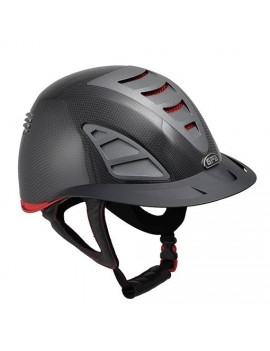 Casco GPA First Lady Carbono Redline