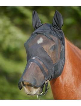 WALDHAUSEN Máscara PREMIUM con nariz y orejas