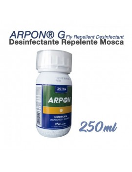 ARPON desinfectante...