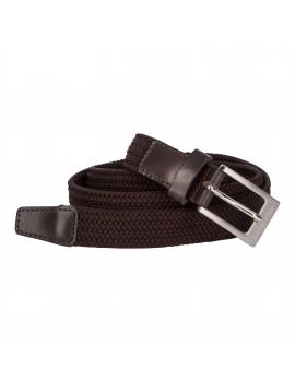 Cinturón EURO-STAR trenzado