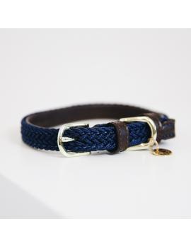 KENTUCKY collar perro trenzado