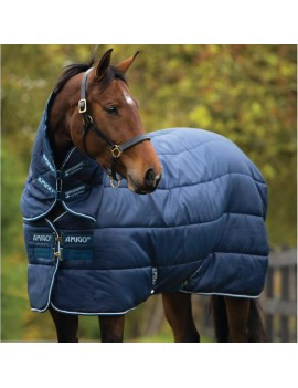 HORSEWARE manta AMIGO INSULATOR PLUS HEAVY con cubrecuello