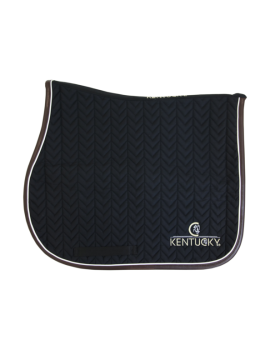KENTUCKY mantilla LEATHER FISHBONE SHOW