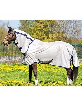 HORSEWARE manta antimoscas MIO con cubrecuello