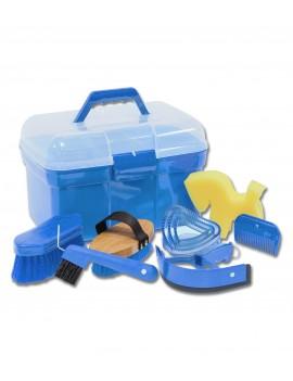 Caja kit de limpieza completo para niños