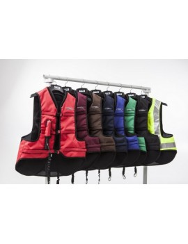 Chaleco airbag HELITE colores