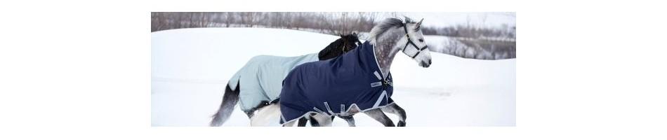 Mantas Impermeables para el caballo